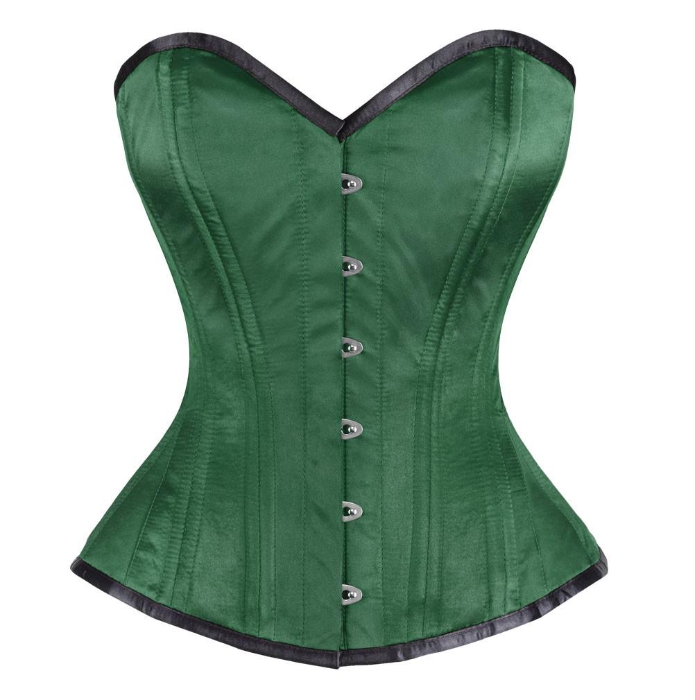 Petria Satin Waist Training Corset