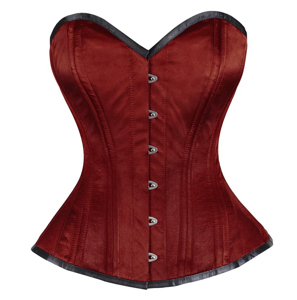 Madonna Satin Waist Training Corset