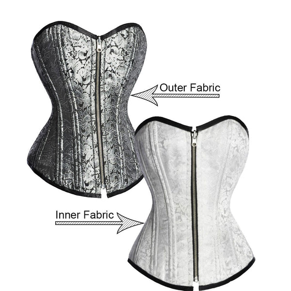 Eileen Reversible Waist Training Corset