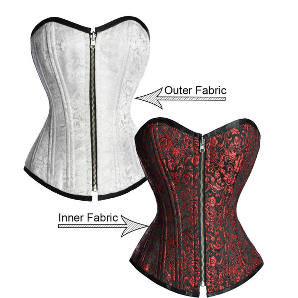 Elaina Reversible Waist Training Corset