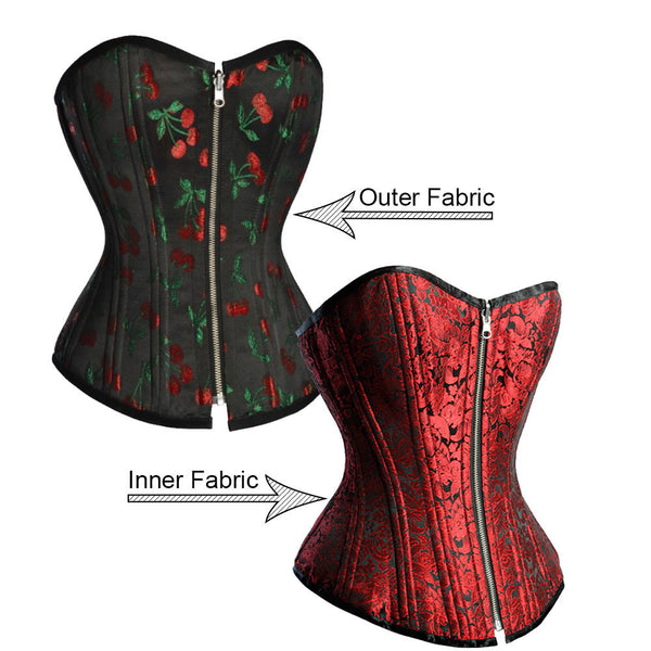 Elena Reversible Waist Training Corset