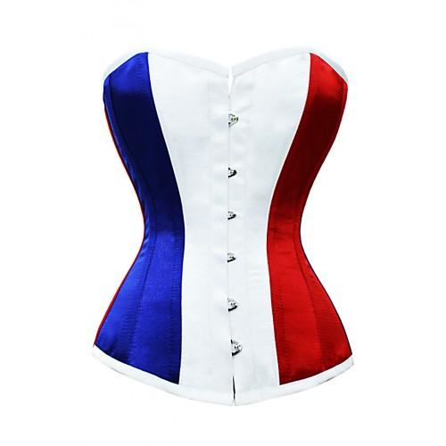 France Flag Corset