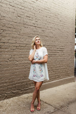 Lauren Embroidery Dress