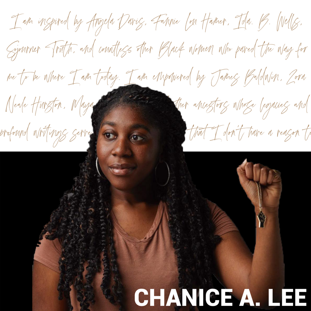 To Be a M.A.D Black Girl Who Rocks: Chanice. A Lee