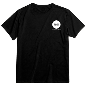 Black Vibe Tribe Logo Men's Tee