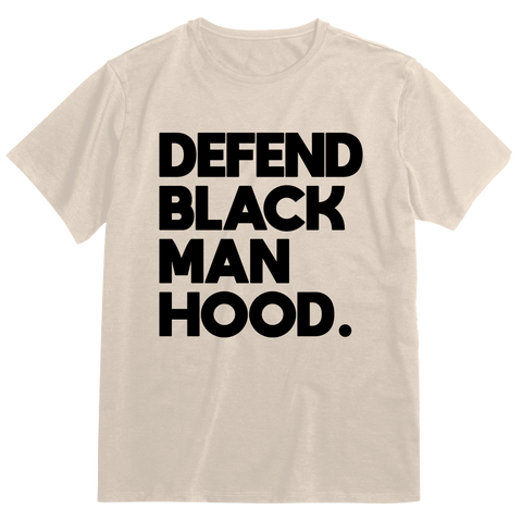 Defend Black Manhood Tee