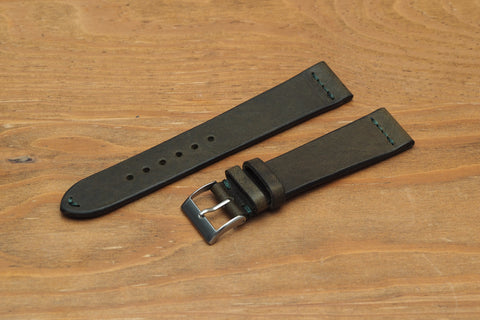 Antigua Leather Watch Strap