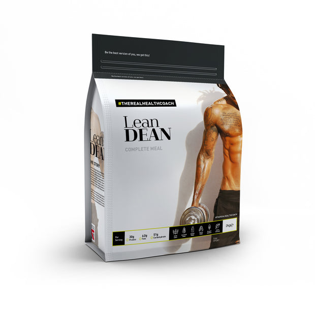 Lean Dean Complete Meal 2KG, Dairy Free, Soy Free, Non GMO, Gluten Free, Vegan - Revolution Foods (pioneers in plant nutrition)