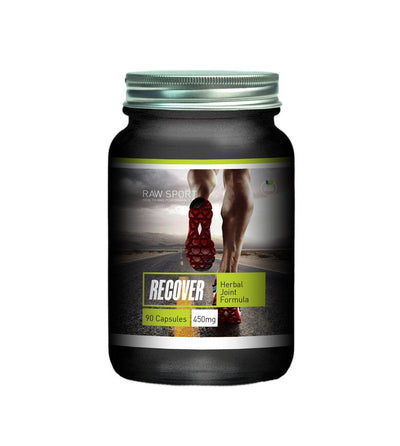 Raw sport recover curcumin Joint formula 90 capsules - Revolution Foods (pioneers in plant nutrition)
