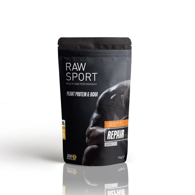 Raw Sport Elite Vegan Protein Powder, Dairy Free & Soy Free - 2 Size Options