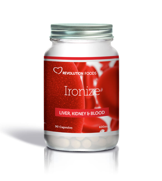 Ironise - Revolution Foods (pioneers in plant nutrition)