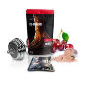 Pre Workout & BCAA Maintain Sample Pack. - Revolution Foods (pioneers in plant nutrition)