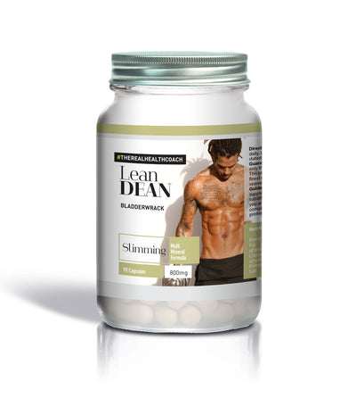 Lean Dean Bladderwrack Slimming 90 Capsule - Revolution Foods (pioneers in plant nutrition)