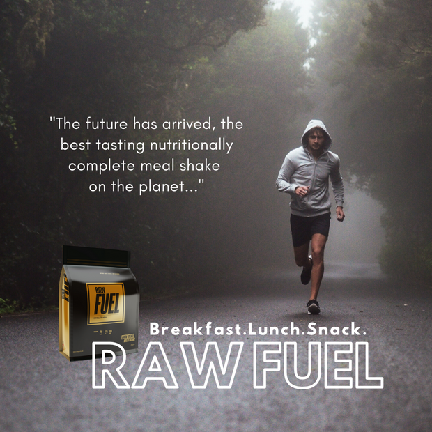 Raw Fuel Meal Replacement by RawSport 2KG, Dairy Free, Soy Free, Non GMO, Gluten Free, Vegan - Revolution Foods (pioneers in plant nutrition)