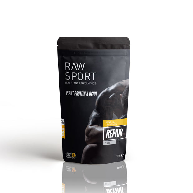 Raw Sport Elite Vegan Protein Powder, Dairy Free & Soy Free - 2 Size Options - Revolution Foods (pioneers in plant nutrition)