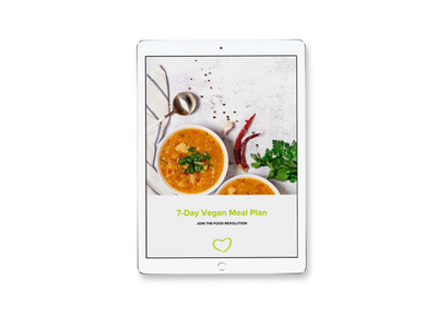 7 Day Vegan Meal Plan, Shopping list & Recipes - Revolution Foods (pioneers in plant nutrition)