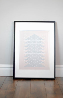 Nursery Wall Print - Arrow