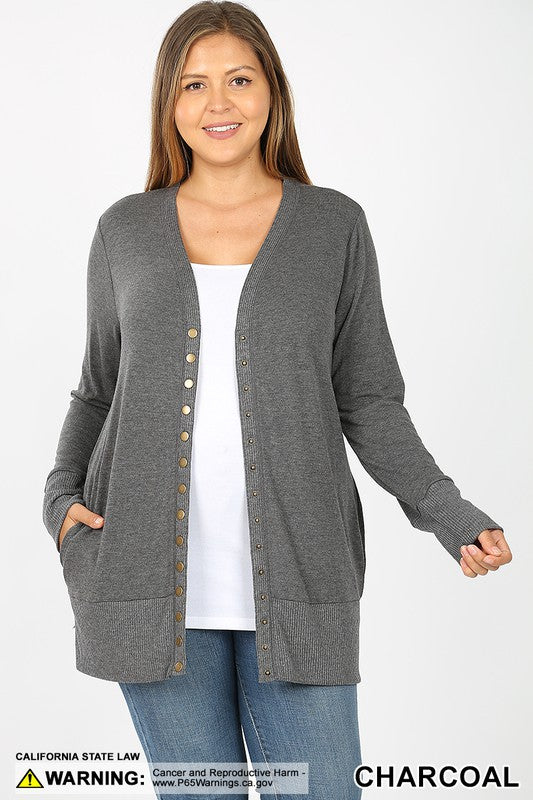 All Buttoned Up Cardigan