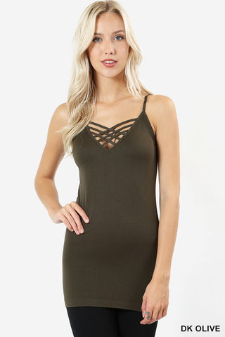 Strappy Cami - Curvy and Regular