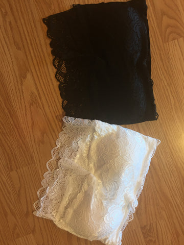 Bandeau - White or Black