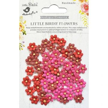 פרחי נייר Beaded Micro Petals Candy Mix