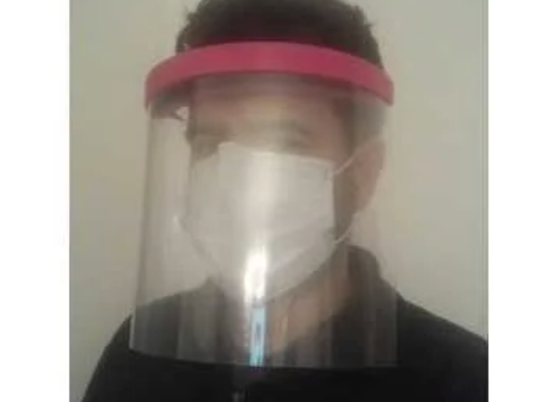 Design: Tarek v2 3D Printed Face Shield