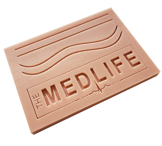 The MED Life Suture Training Combo Kit