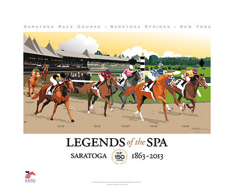 Legends of the Spa (2013)