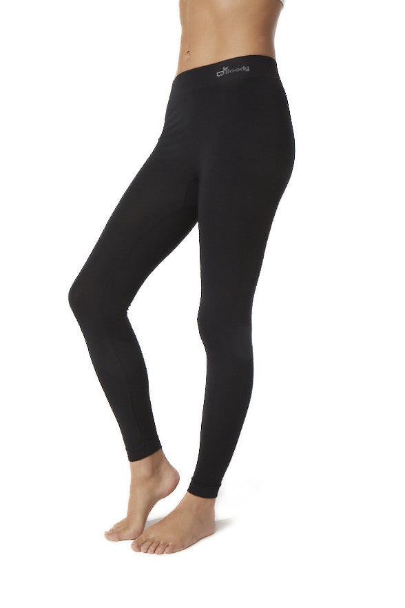 Boody Bamboo Full Leggings-bamboofeet