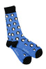 Penguin Bamboo Socks by Swole Panda, Size 4-7