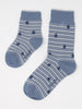 Twinkle Bamboo Kids Night Sky Socks Gift Box by Thought-bamboofeet