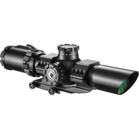 Barska 1-6x32mm IR SWAT-AR Tactical Riflescope - Clear Sight Scopes