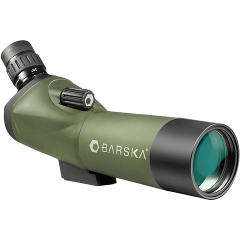 Barska 18-36x50mm WP Blackhawk Spotting Scope Angled - Clear Sight Scopes