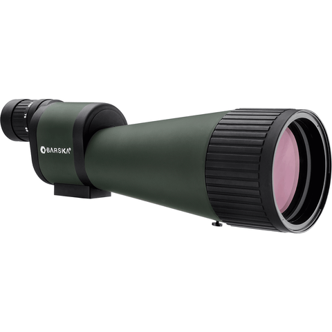 Barska 25-125x88mm WP Benchmark High Power Spotting Scope - Clear Sight Scopes