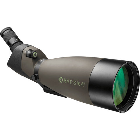 Barska 25-75x100mm WP Blackhawk Spotting Scope Angled - Clear Sight Scopes