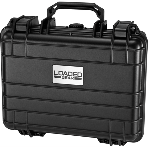 Loaded Gear HD-200 Protective Hard Case - Clear Sight Scopes