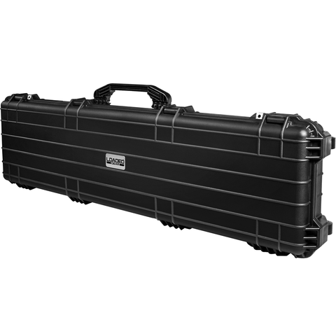 "Loaded Gear AX-500 Watertight 53"" Hard Rifle Case - Clear Sight Scopes"
