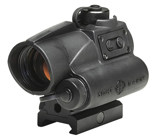 Sightmark Wolverine CSR Red Dot Sight - Clear Sight Scopes