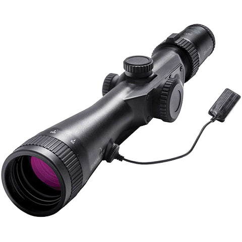Burris Eliminator III LaserScope 4x-16x-50mm with Wired Remote, Matte Black - Clear Sight Scopes