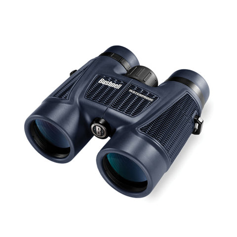 Bushnell H2O Series Binoculars 10x42 Roof BAK-4, Black - Clear Sight Scopes