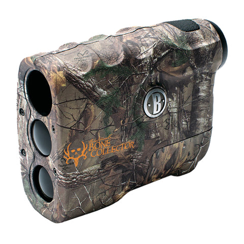 Bushnell 4x20 Bone Collector LRF Box, Realtree Xtra Rangefinder - Clear Sight Scopes