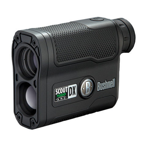 Bushnell 6x21 Scout DX 1000 ARC Rangefinder <br>Black - Clear Sight Scopes