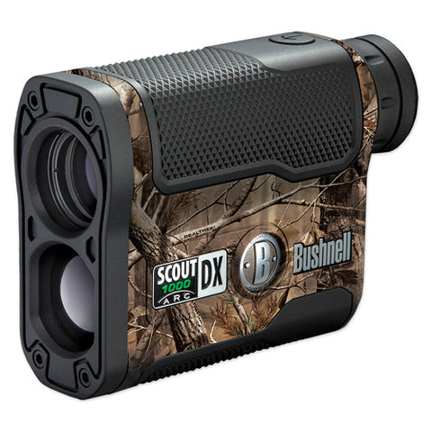 Bushnell 6x21 Scout DX 1000 ARC Realtree AP - Clear Sight Scopes