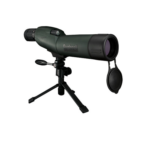 Bushnell Trophy Spotting Scope 15-45x50 Black, Porro Prism - Clear Sight Scopes