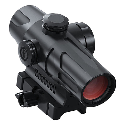 Bushnell AR Optics Enrage Red Dot Sight 1x, 2 MOA Dot, Multi-Height Picatinny-Style Mount - Clear Sight Scopes