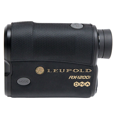 Leupold RX-1200i w/DNA Laser Rangefinder Black - Clear Sight Scopes