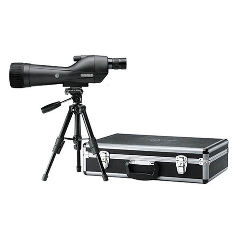 Leupold SX-1 Ventana 2 Spotting Scope 20-60x80mm, Kit, Black/Gray - Clear Sight Scopes