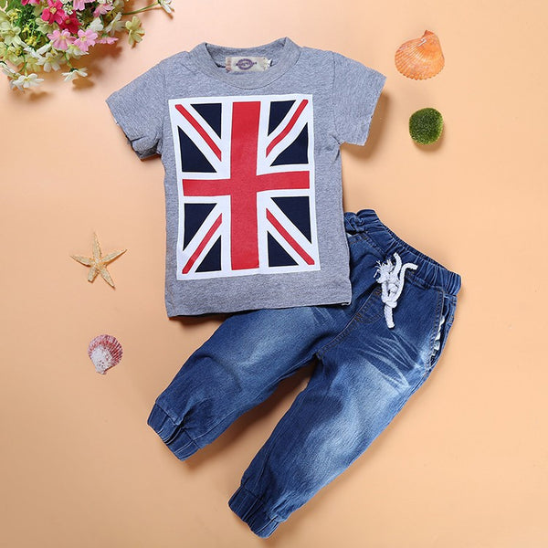 Flags 3 Piece Set - Hiccup Baby