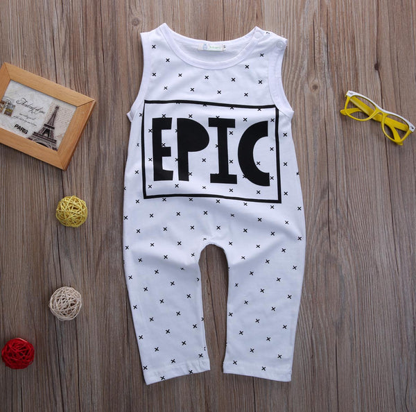EPIC Romper - Hiccup Baby