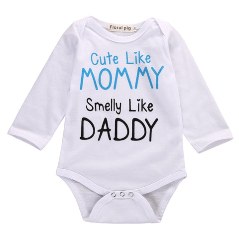 Cute & Smelly Onesie - Hiccup Baby